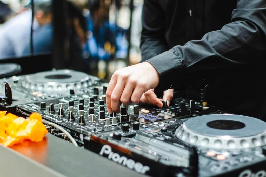 When You Should Hire A Real DJ